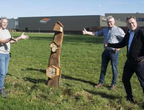 Ondernemers uit Hengevelde steunen Hofvogels bij haar biodiversiteitsplannen